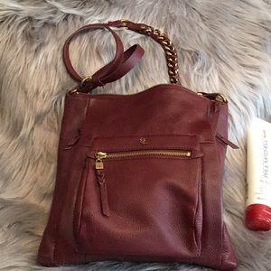 100% Leather Shoulder Bag